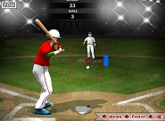 jeu flash Baseball Big Hitter