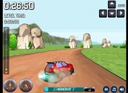 jeu flash Drift Runners 3d