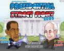 jeu flash Obama - McCain Street Fight